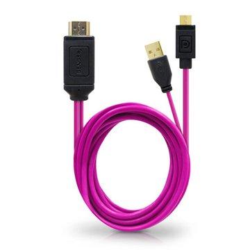E-SENES 逸盛Slimport / HDMI 3M 多媒體轉接器