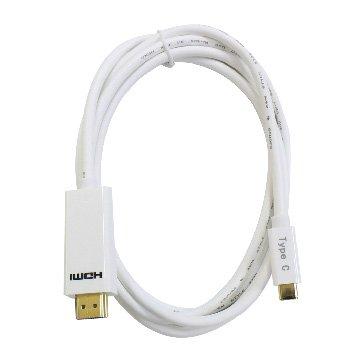 I-WIZ 彰唯USB3.1 Type-C公/HDMI 2M