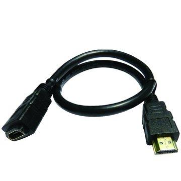 S.C.E 世淇1.3版 HDMI公/HDMI母 50cm