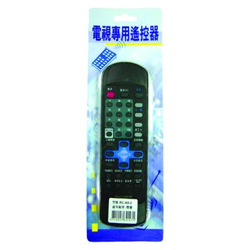 KINYO 金葉聲寶-電視專用遙控器