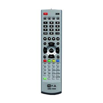 PX 大通URC-1000液晶電視萬用遙控器