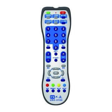 PX 大通URC-2100液晶/傳統六合一萬用遙控器