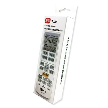 大通 AR-U08 萬用型冷暖氣機遙控器(液晶)