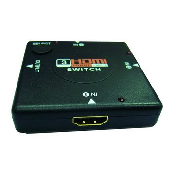 S.C.E 世淇 HDMI 1對3簡易式切換器