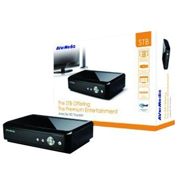 AVER 圓剛 61A211DN HD可錄式多媒體機上盒