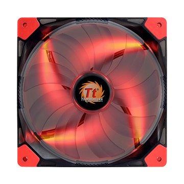 Thermaltake 曜越TT Luna 14公分LED風扇 (紅)