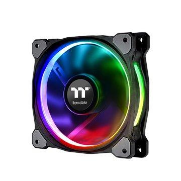 曜越 TT Riing Plus H14 RGB水冷排風扇 (三入)