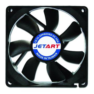 JETART 捷藝8025 靜音直流風扇