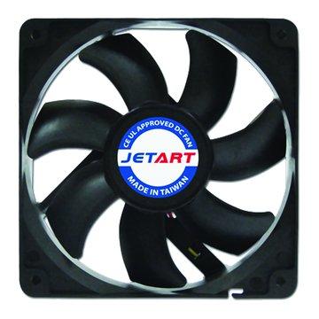JETART 捷藝12025 靜音直流風扇