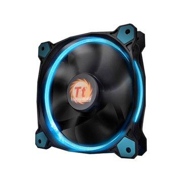 Thermaltake 曜越TT Riing 12cm LED 炫光藍風扇