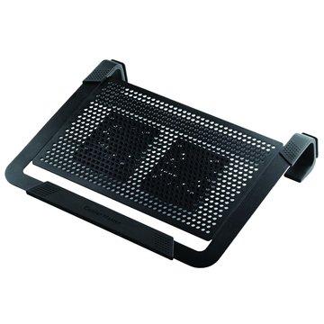 COOLER MASTER 訊凱科技CM U2 Plus 黑14吋筆電散熱墊