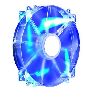 COOLER MASTER 訊凱科技CM 20公分藍光LED高風量靜音扇