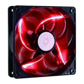 COOLER MASTER 訊凱科技CM 12公分紅光九葉鐮刀風扇