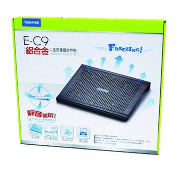 E-SENES 逸盛Esense E-C9鋁製大風扇NB散熱墊