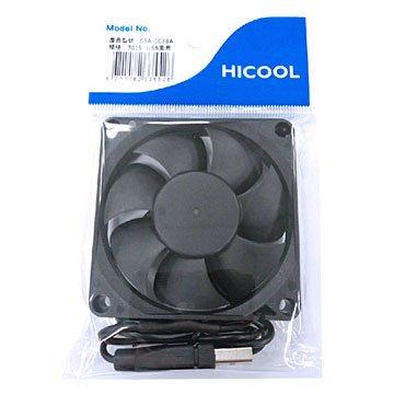JETART 捷藝 7015 USB接頭直流風扇