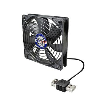 JETART DF14025UB USB雙接頭靜音風扇14公分 DC5V