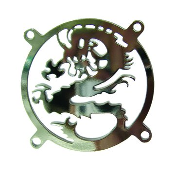 SUNBEAM 8cm 風扇外罩(鐵製)DRAGON