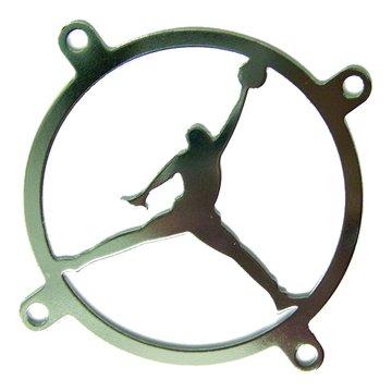 SUNBEAM 8cm 風扇外罩(鐵製)BASKETBALL