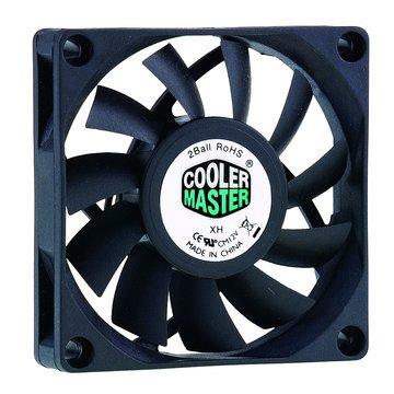 COOLER MASTER 訊凱科技CM 8015薄型雙滾珠風扇