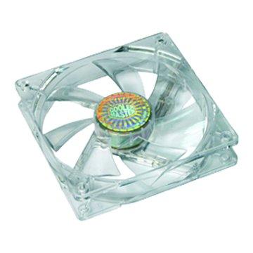 COOLER MASTER 訊凱科技 CM 8公分藍光LED靜音風扇-兩顆裝