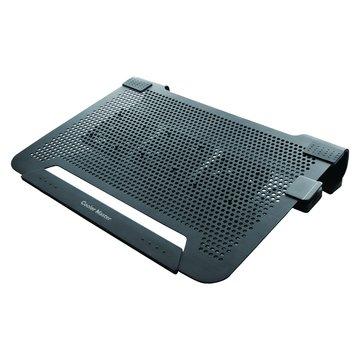 COOLER MASTER 訊凱科技 CM NotePal U3 黑散熱墊(3x8Cm Fan)