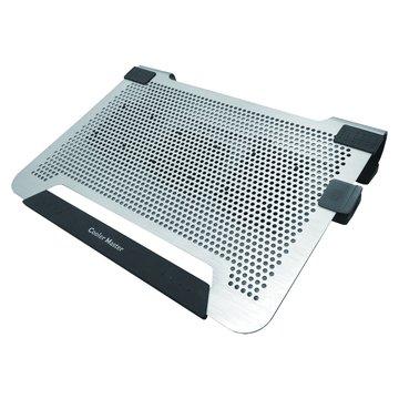 COOLER MASTER 訊凱科技 CM NotePal U3 銀散熱墊(3x8Cm Fan)