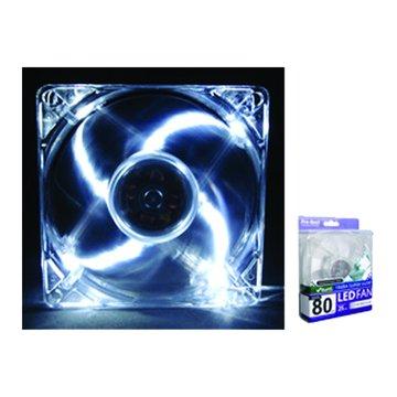 Pro-Best 柏旭佳8025 LED白光油封軸承風扇