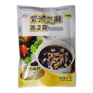 泳亮 IOCBS035穀粒燕麥餐(紫米芝麻)35g