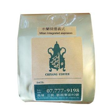 季洋 米蘭義式精選咖啡豆-1/4磅
