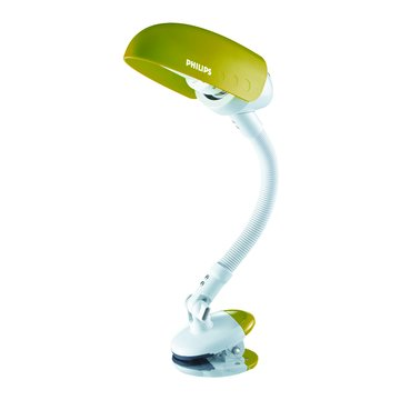 PHILIPS 飛利浦 LTN-118-1 14W省電雨果夾燈(綠)(福利品出清)