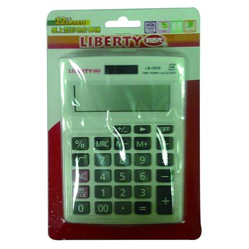 Liberty 利百代 LB-2636 計算機(白)