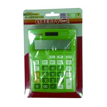 Liberty 利百代 LB-2636 計算機(綠)