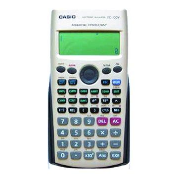 CASIO 卡西歐FC-100V 財經專用計算機