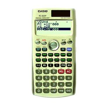 CASIO 卡西歐FC-200V 財經專用計算機