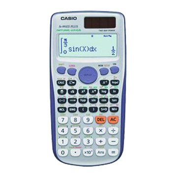 CASIO FX-991ES PLUS 工程用計算機