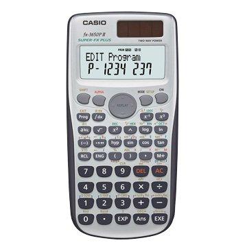 CASIO 卡西歐 FX-3650P II 程式編輯型工程計算機