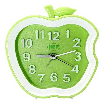 Liberty 利百代LB-192-G 蘋果造型鬧鐘(綠色)
