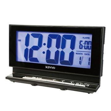 KINYO 金葉TD-339液晶多功能電子鐘