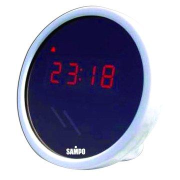 SAMPO 聲寶 PY-Z803EL液晶時光鏡(福利品出清)