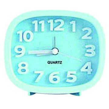 無敵王 SV-1302造型鬧鐘(水藍)