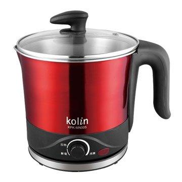 kolin 歌林 KPK-MN005 1.5L晶彩不鏽鋼美食鍋