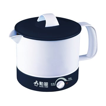SUPA FINE 勳風 HF-8818 多功能蒸煮美食鍋(福利品出清)