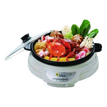 Cook Pot 鍋寶 EC-5026 5L多功能料理鍋(福利品出清)