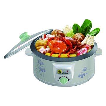 Cook Pot 鍋寶EC-3508 3.5L多功能料理鍋(福利品出清)