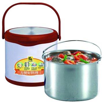 Cook Pot 鍋寶 CP-955R-S 5L不銹鋼燜燒鍋 (福利品出清)
