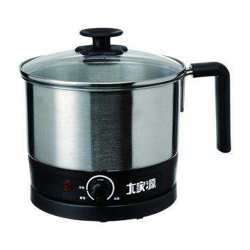 大家源 TCY-2742 不鏽鋼多功能蒸煮美食鍋(福利品出清)