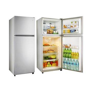 TECO 東元 R4101N 408L雙門銀灰色冰箱(福利品出清)