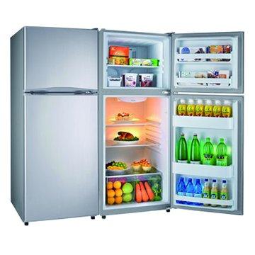 TECO 東元R3401N 343L雙門定頻1級銀色冰箱