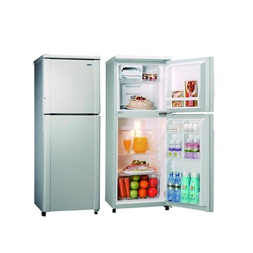 TECO 東元 R1302W 130L雙門珍珠白冰箱