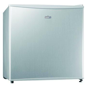 SAMPO 聲寶 SR-L05 47L單門美背式冰箱(銀)(福利品出清)